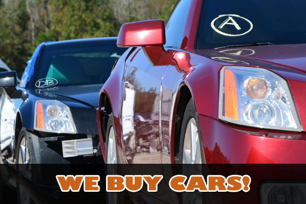 Used, Wrecked, Salvage & Junk Car Buyers NC